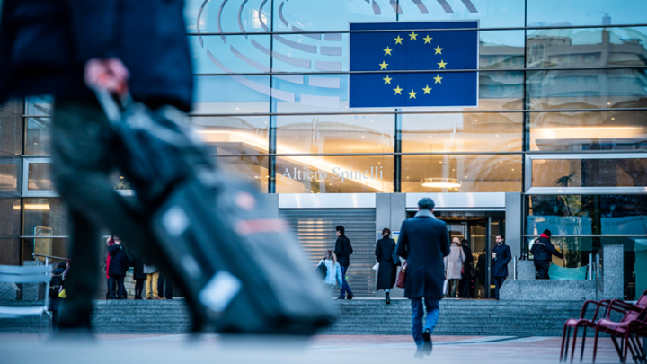 Потрясающий символизм: Британии наступил Brexit геополитика
