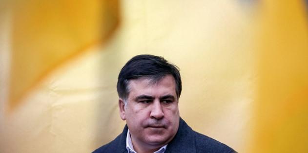 МВД Украины заявило о задержании Саакашвили во время отработки мест концентрации незаконных мигрантов