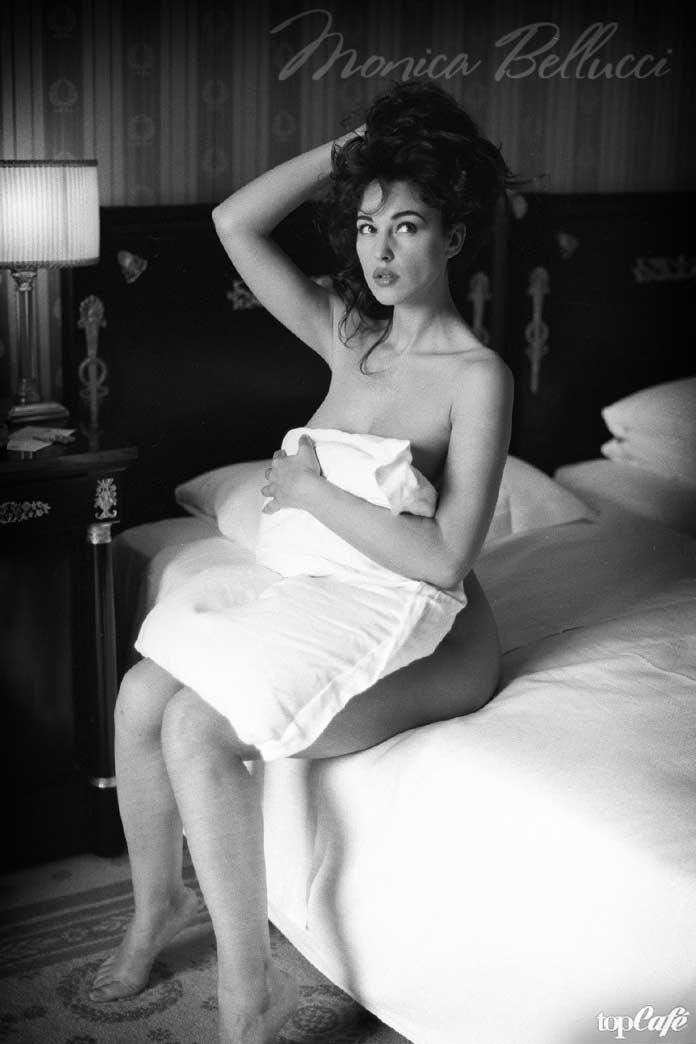 Красивые итальянские актрисы: Monica Bellucci