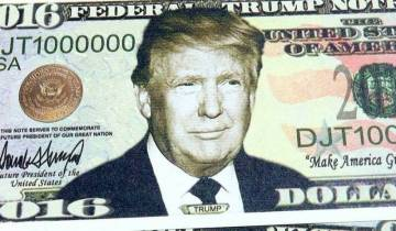 Трамп оставил американцев без денег