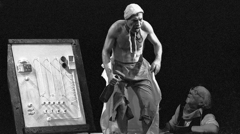 Как выглядел в молодости Шариков из «Собачьего сердца», и как сложилась творческая судьба актера, изображение №7