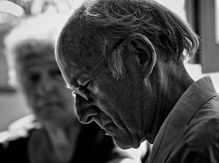 Притча: Старик и блюдце