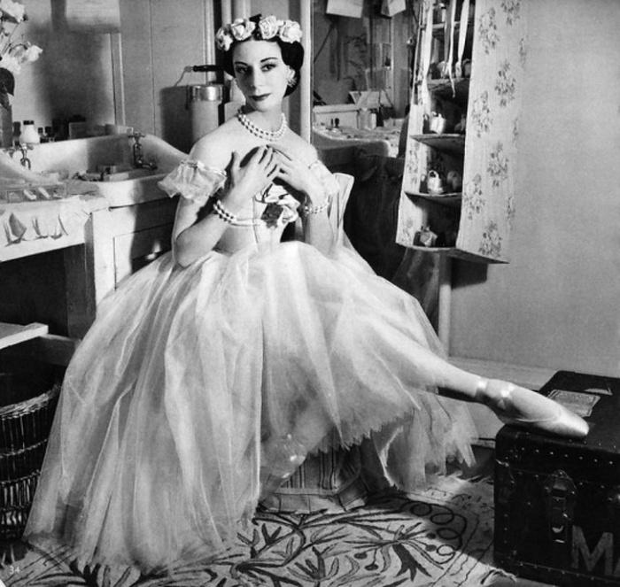 Британская балерина и артистка Русского балета Дягилева.