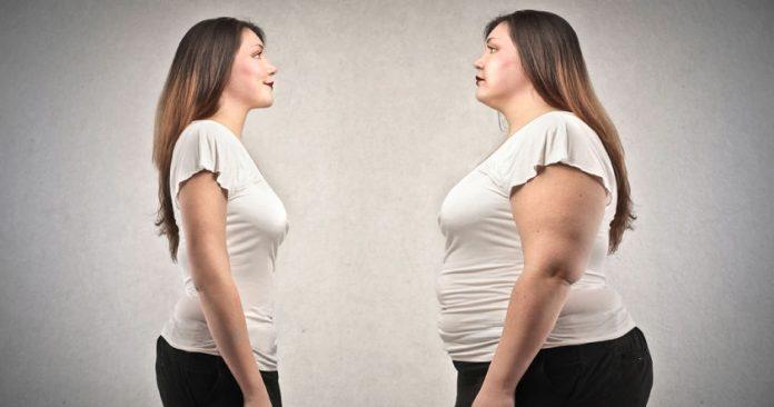 Набор веса, который сигнализирует, что ваше здоровье в опасности