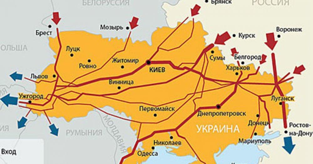 Европа желает получать больше российского газа