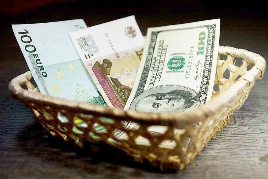 Курс валют на сегодня 18 сентября.