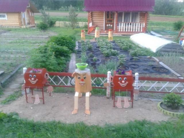 Золотые руки или хобби на пенсии Архангельская область, дом
