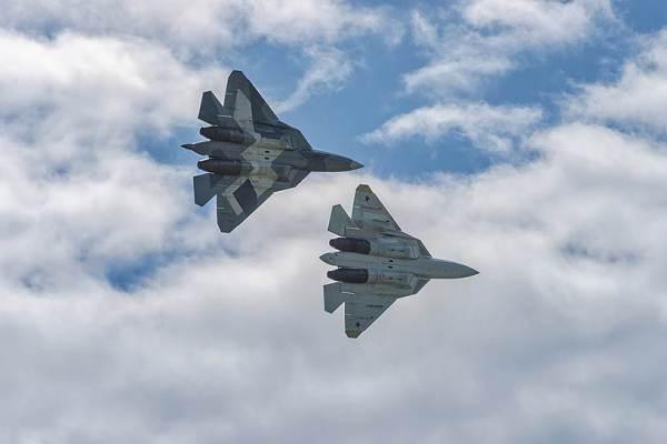 Российские Су-57 вСирии неугрожают операциям США: Пентагон