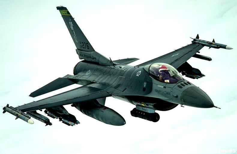 Пентагон планирует собрать всю свою авиацию для войны с Россией