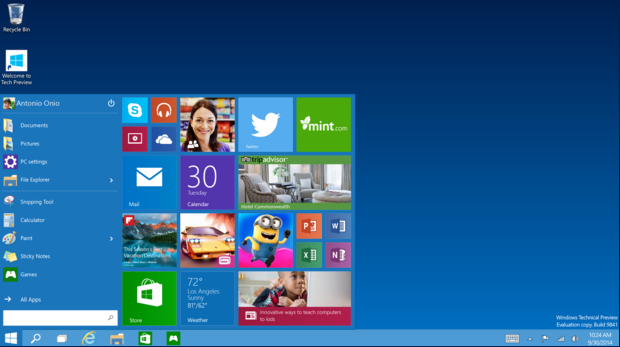 Microsoft's Windows 10: More on the 'under the covers' security, Store features