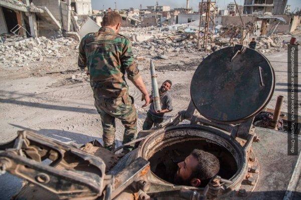 Сирия предлагает боевикам Во…