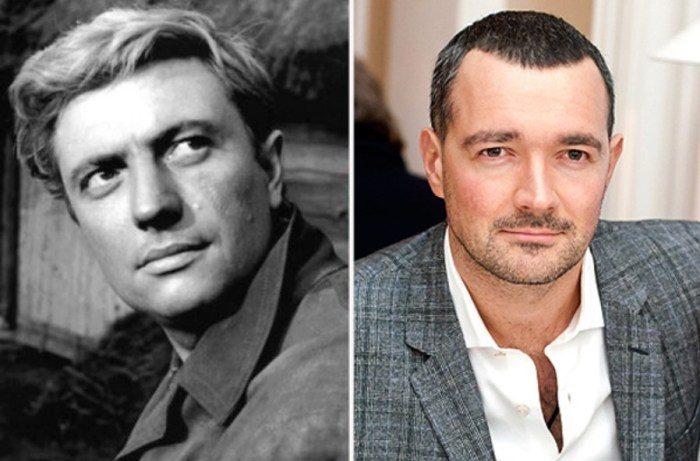 интересные династии советского и российского кино фото консистенции должен напоминать