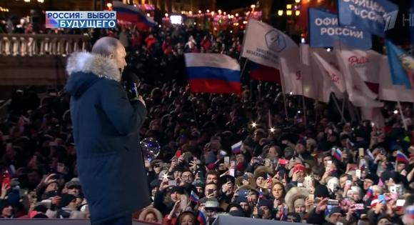 Запад, Британия, (Украина) - никогда не разгадать вам русскую душу.