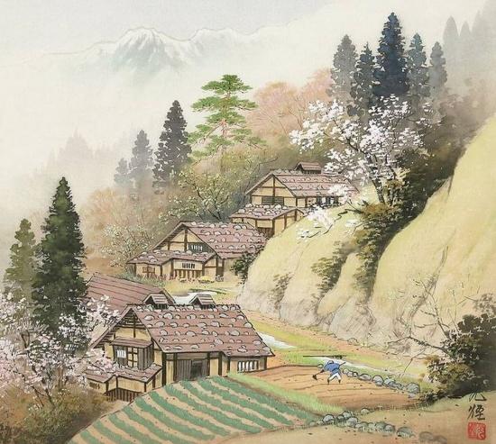 художник Коукеи Кодзима (Koukei Kojima) картины – 28