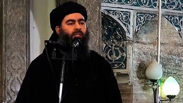 Арестован лидер ИГИЛ Абу Бак…