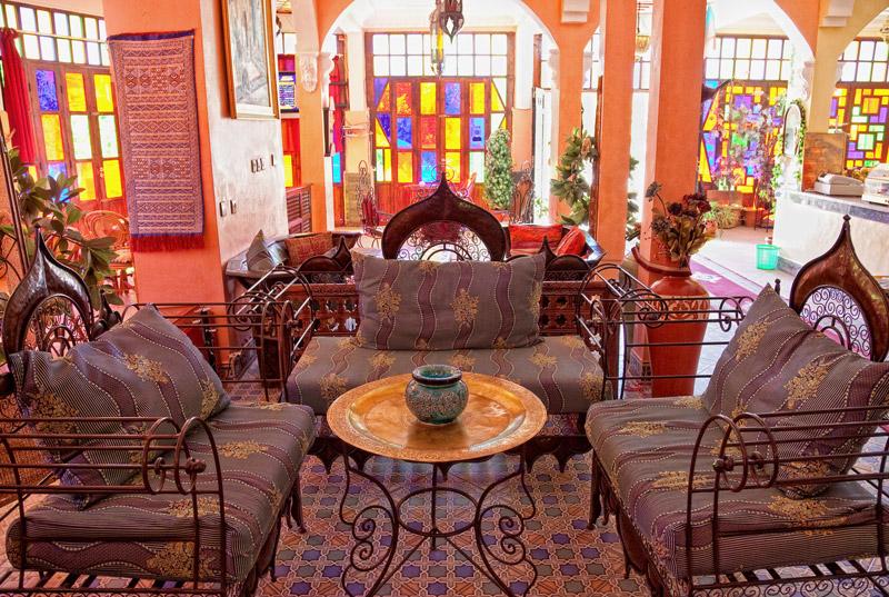 Этнические стили интерьера. Марокканский