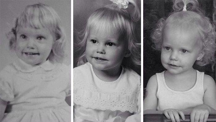 Фотографии, доказывающие важность генов