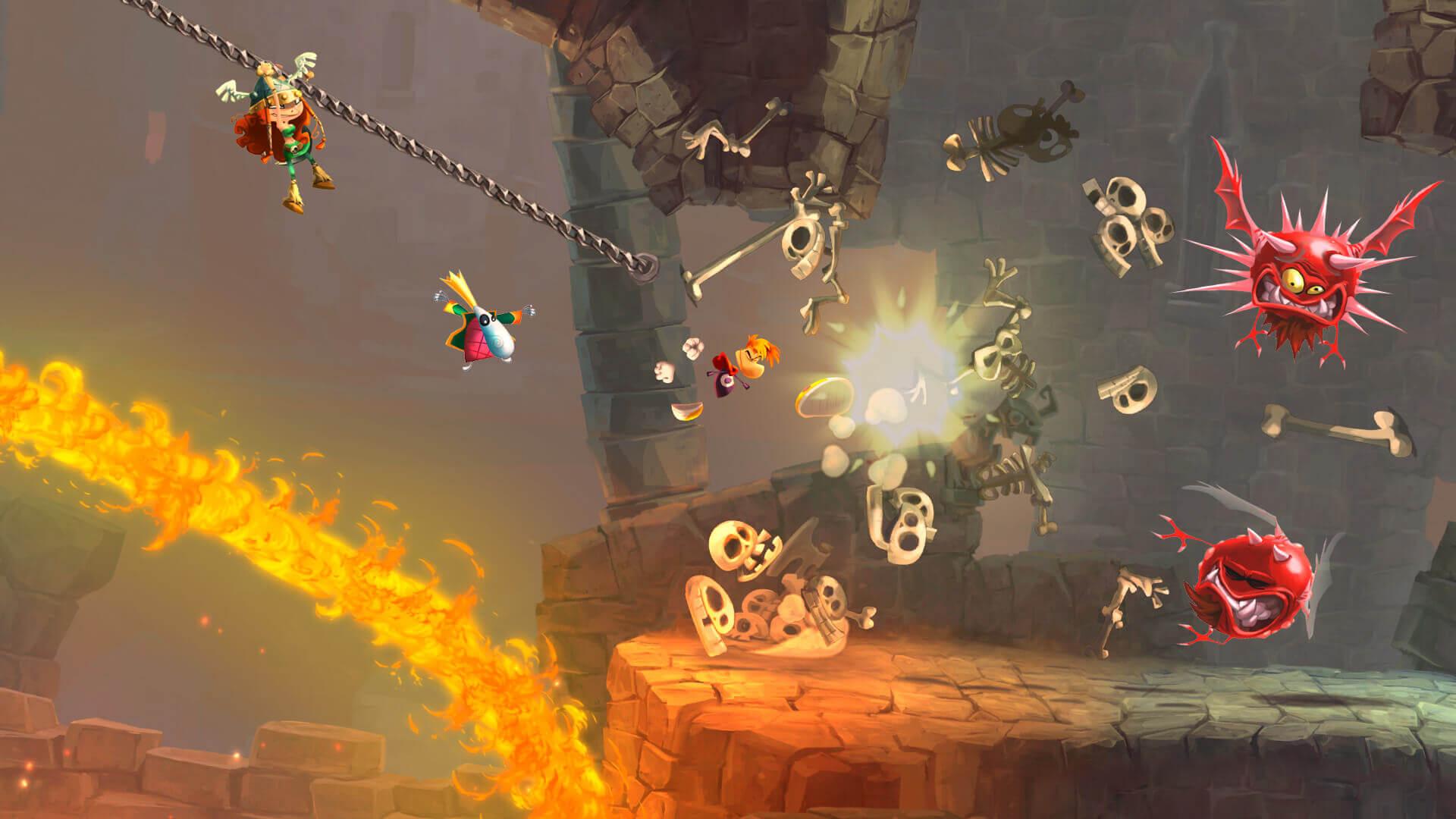 Заберите один из лучших платформеров бесплатно в Epic Games Store
