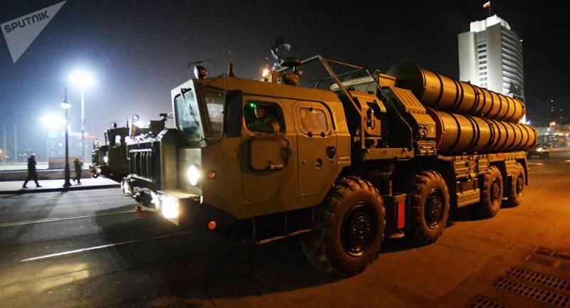 Неутешительные данные о конфигурации боекомплектов ЗРК С-400, поставленных ВВС Турции. Гол в свои ворота или контракт с дальним прицелом? оружие