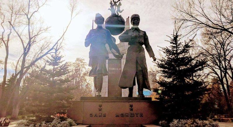 Алия и Маншук — казахские героини Великой Отечественной