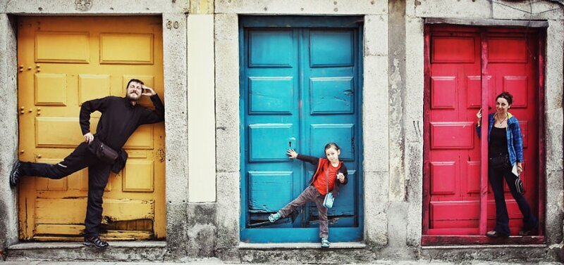 Впечатляющее путешествие семьи, объехавшей Европу на «Урале» Европа,мотоцикл,семейные путешествия
