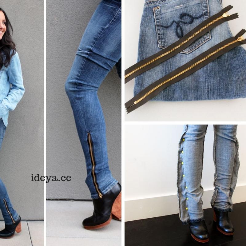 18  идей как сузить - расширить одежду и сделать ее модной и стильной