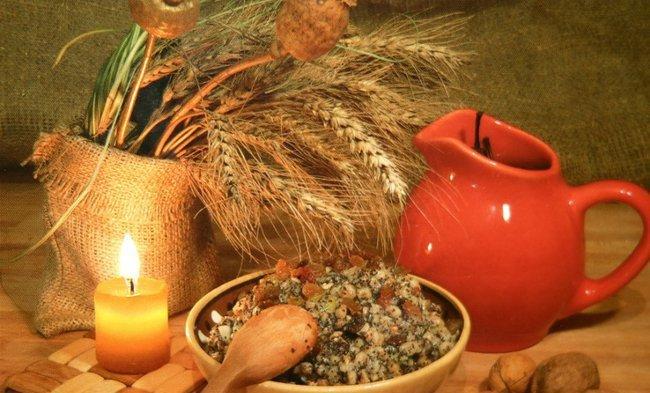 Традиционные блюда на Крещение