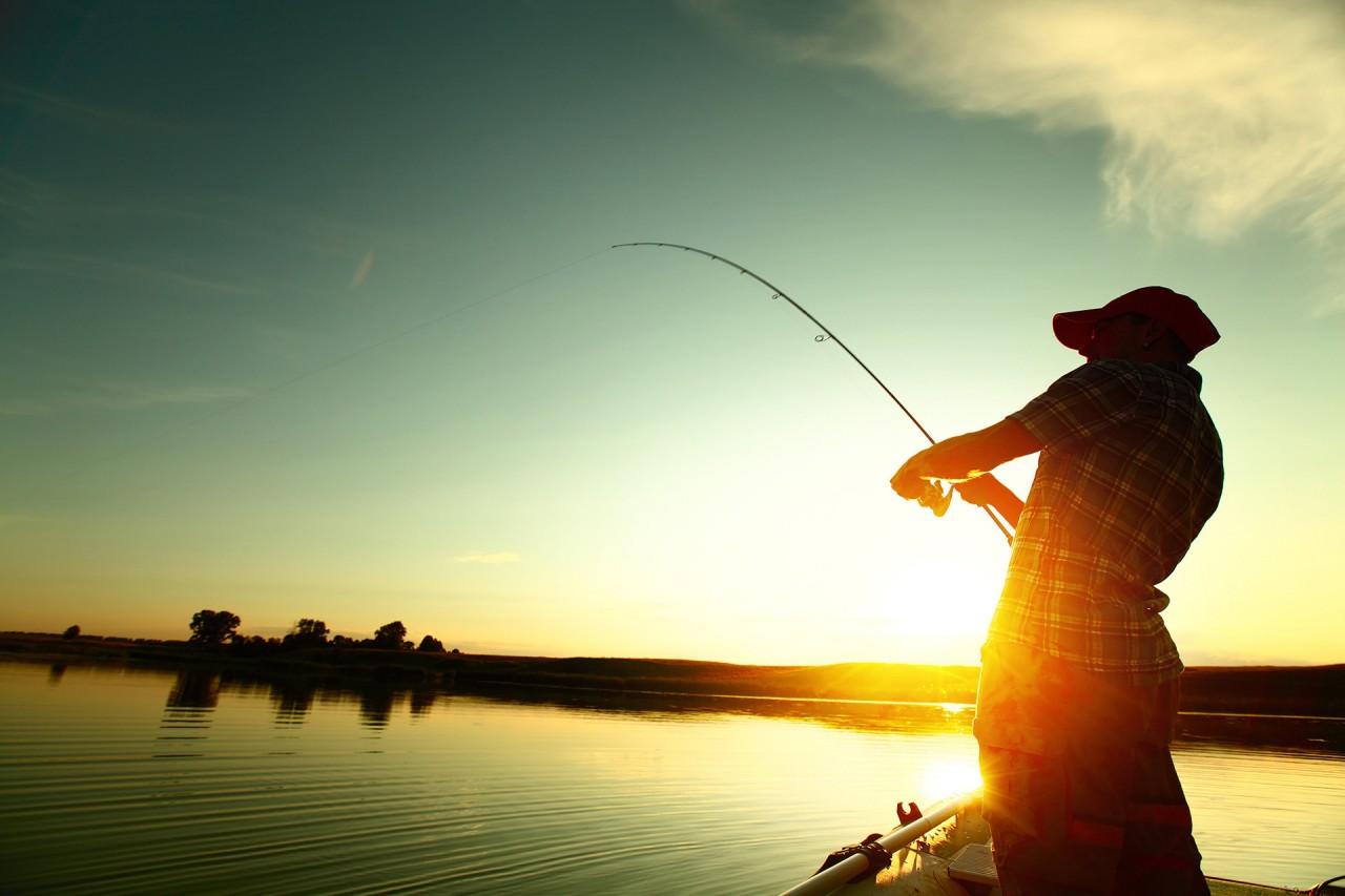 Аватарка на тему рыбалка