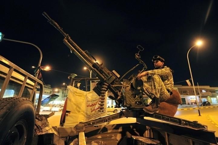 Ливийская армия захватила одного из главарей «Аль-Каиды»