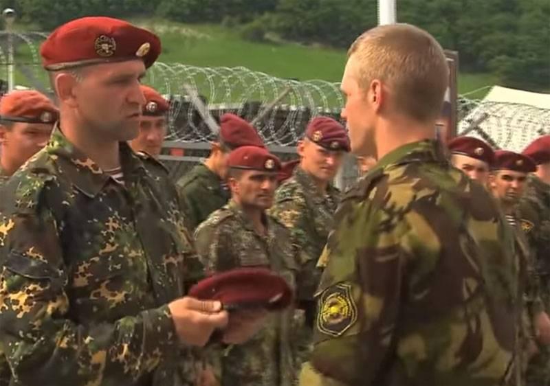 Экзамен на краповый берет: рассказывает легенда спецназа Сергей Лысюк