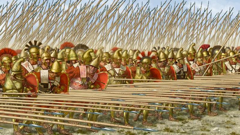 Мощнейшие армии древнего мира