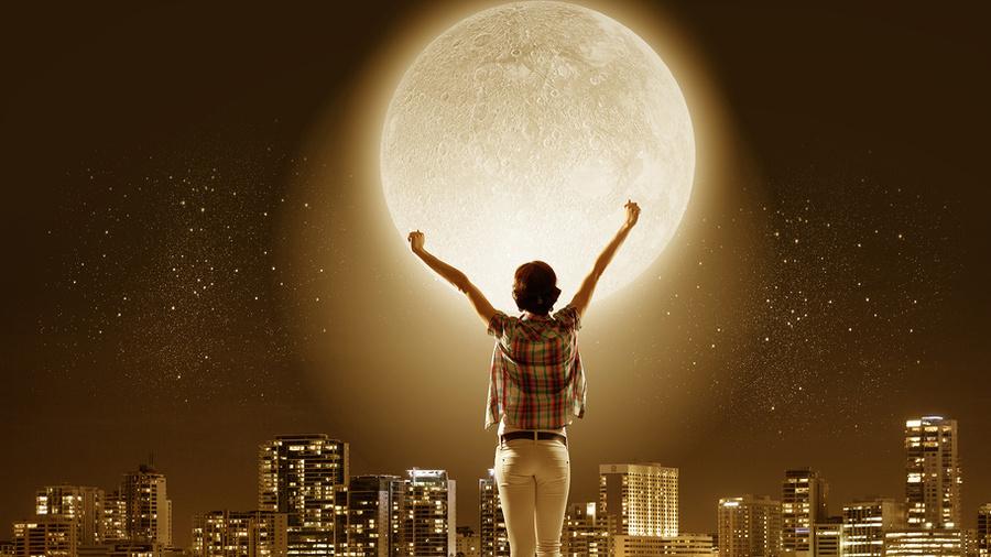 Лунное обострение