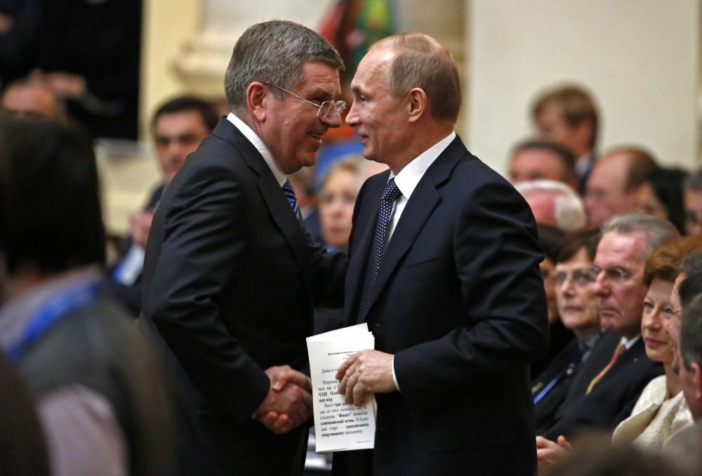 Паззл сложился: Стало понятно, почему Путин спокойно разрешил нашим спортсменам участвовать в ОИ..