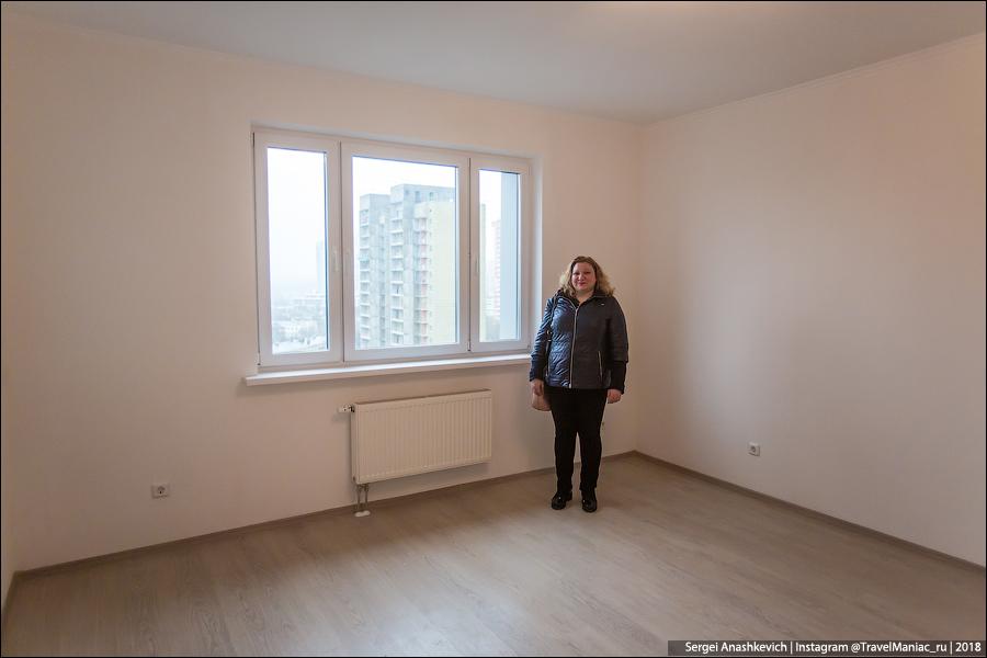 Новые квартиры по программе реновации