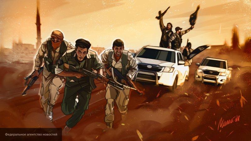 Боевики ИГИЛ напали на мирных сирийцев во время сбора пшеницы и убили семерых