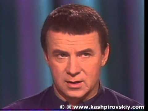 Третья телепередача 1989 г. (полностью) А. Кашпировского