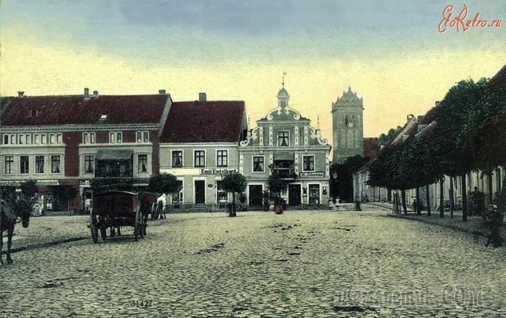 Гердауэн-наш! Как русские немецкий город победили...