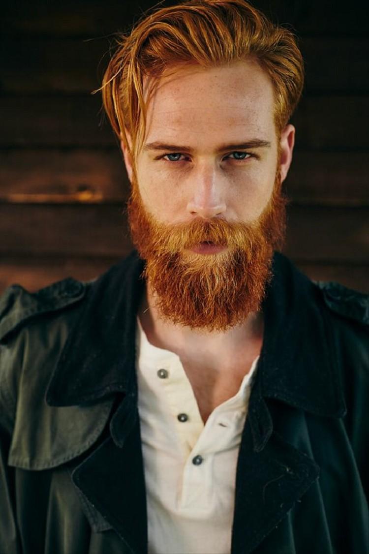 профессионального фотографа, фотомодель парень с бородой ведь