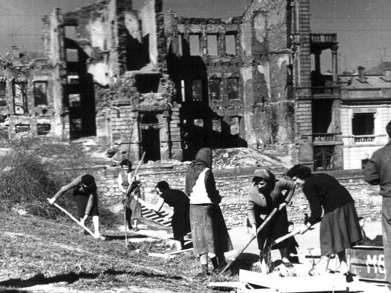 Сталинское чудо: как СССР прожил первый год после войны