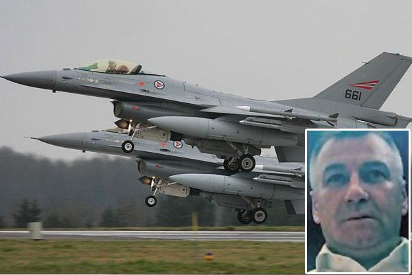 Как НАТОвскому летчику за Се…