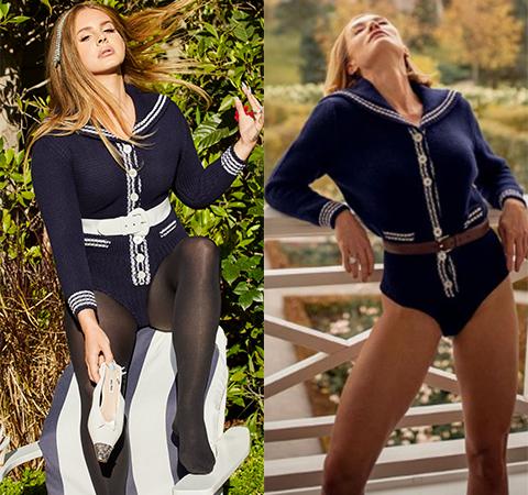 Модная битва: Лана Дель Рей против Натальи Давыдовой