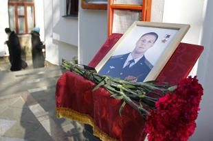 Путин вручил Звезду Героя России близким летчика Филипова