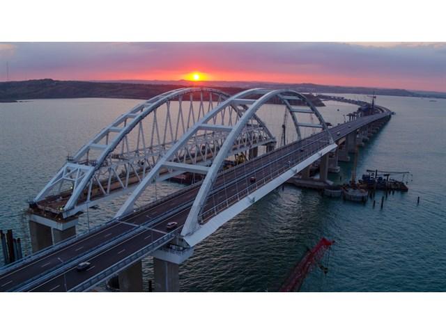 За 20 Путинских лет в России построили больше мостов-гигантов, чем за весь предшествующий период