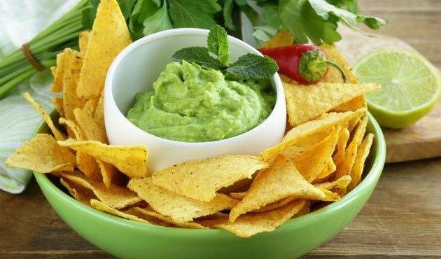 Мексиканская кухня: гуакамоле