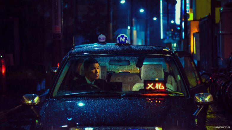 Ночь. Токио. Неон