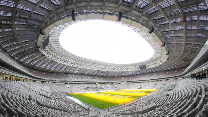 Эксперты назвали «Лужники» лучшим стадионом 2017 года