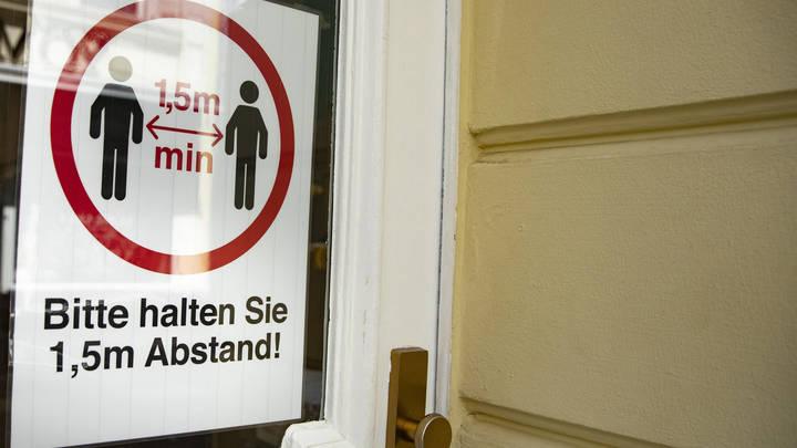 Немецкие учёные предупредили о третьей волне коронавируса геополитика