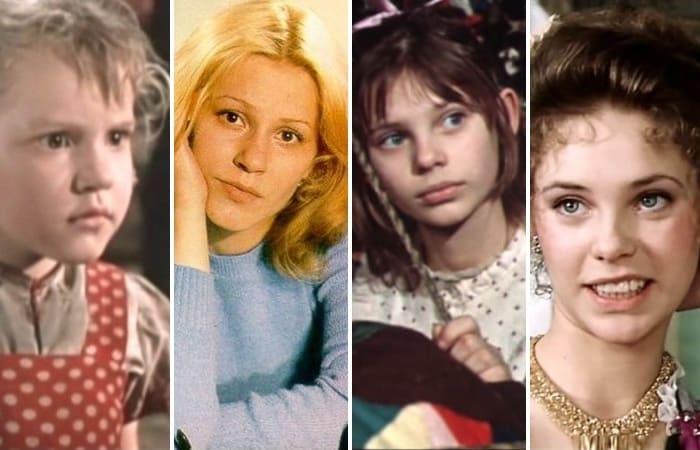 Неизвестные роли звезд российского кино: Кто из популярных актеров начал сниматься в детстве