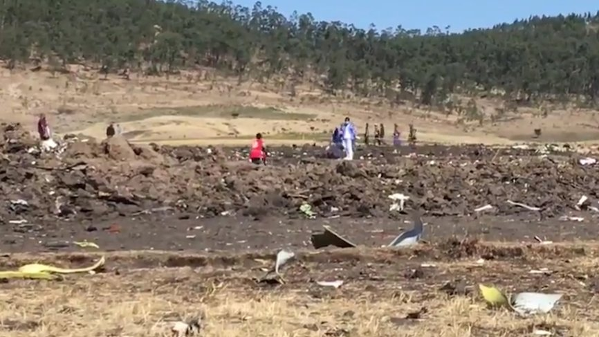 Сбербанк подтвердил гибель своих сотрудников в авиакатастрофе в Эфиопии