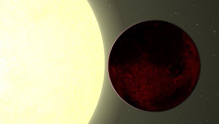20. Kepler-78b - океан лавы  вселенная, интересное, космос, подборка, экзопланета
